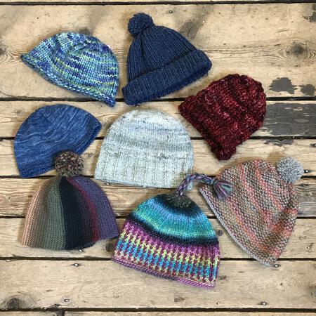 Knitting--102:--Basic--Hat--(or--Cowl)