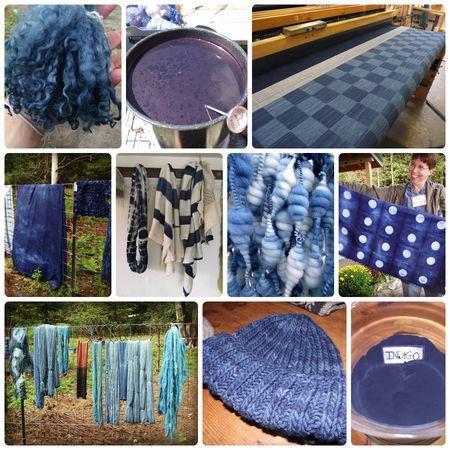 Indigo--Dyeing--for--Fiber--Artists
