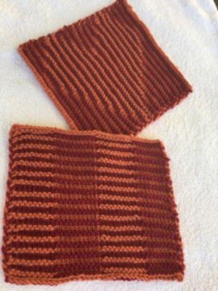 Shadow--Knitting