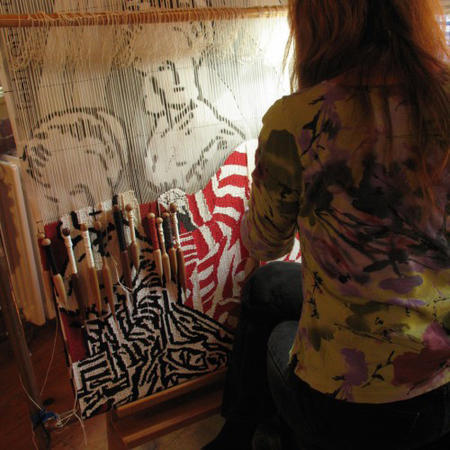 Tapestry--Weaving--Follow-Up--(Guided--Studio--Time)
