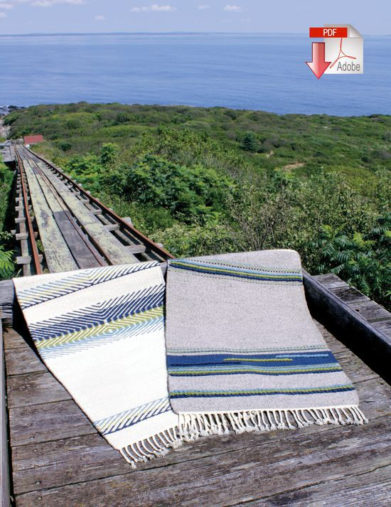 Weaving Patterns Seguin Cottage Hearthside Rugs Pattern Download