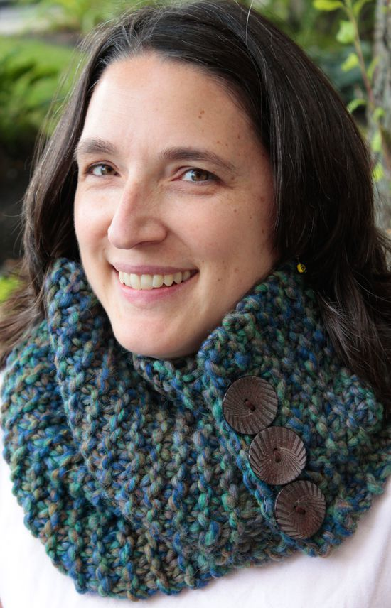 Knitting Patterns The Big Easy Cowl