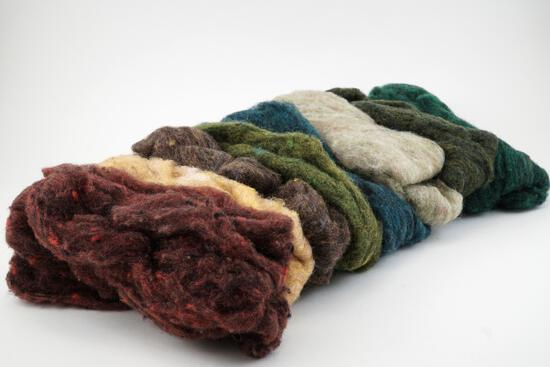Felting Kits Harrisville National Parks Felt Batts - 4 oz.