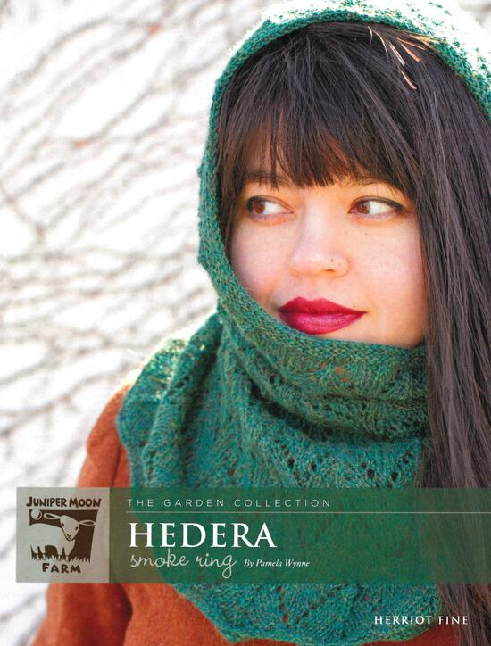 Knitting Patterns Herriot Fine Hedera Smoke Ring