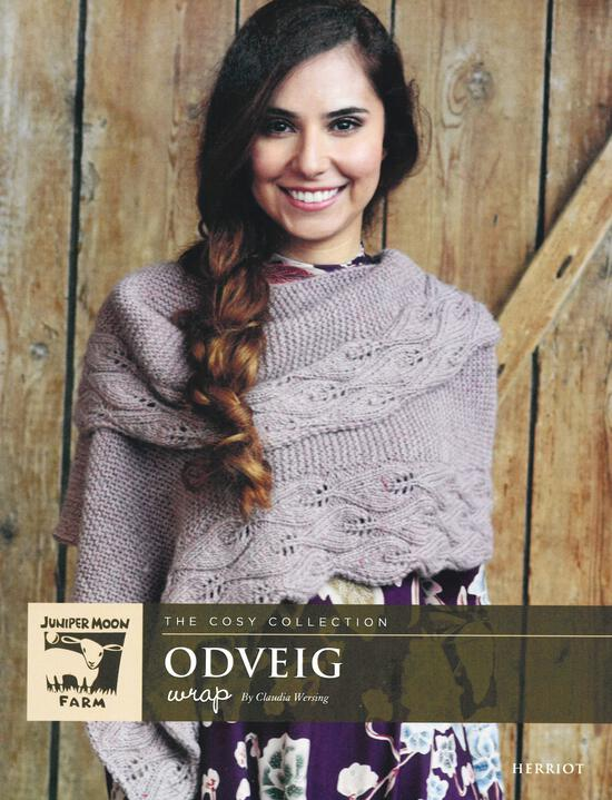 Crochet Patterns Herriot Odveig Wrap