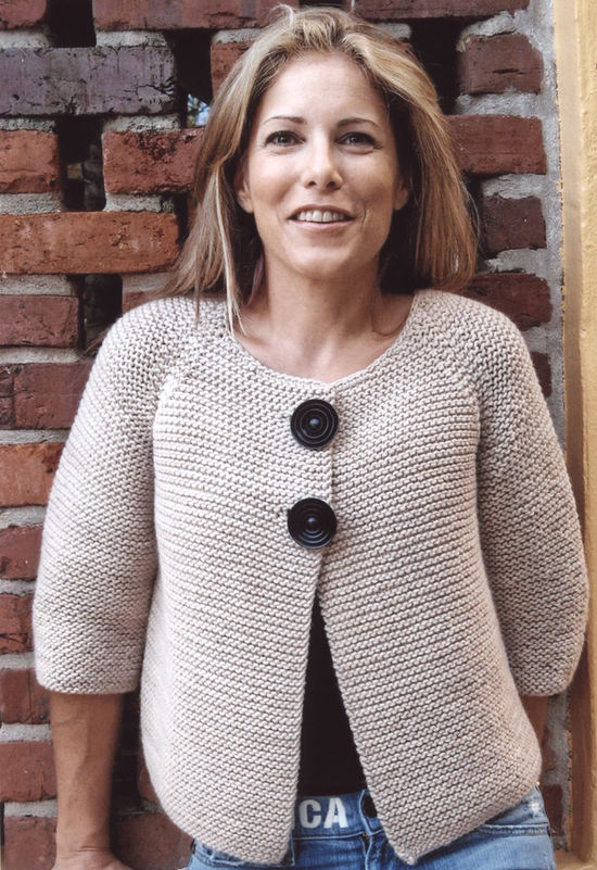 Knitting Patterns Amherst Cardigan