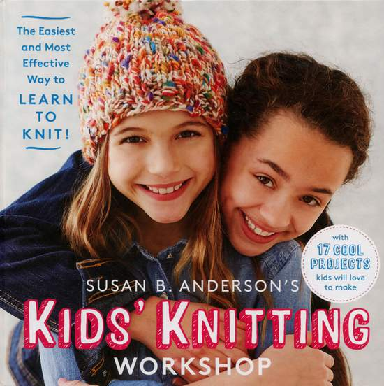 Knitting Books Kids' Knitting Workshop