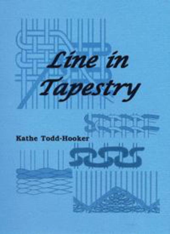 Weaving Books Line in Tapestry