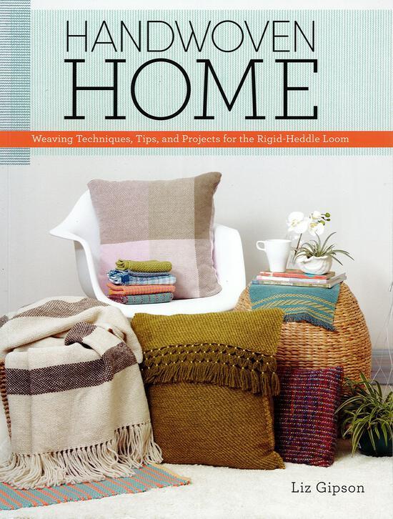Weaving Books Handwoven Home