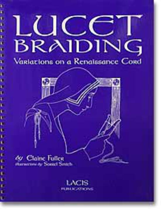 Braiding and Kumihimo Books Lucet Braiding