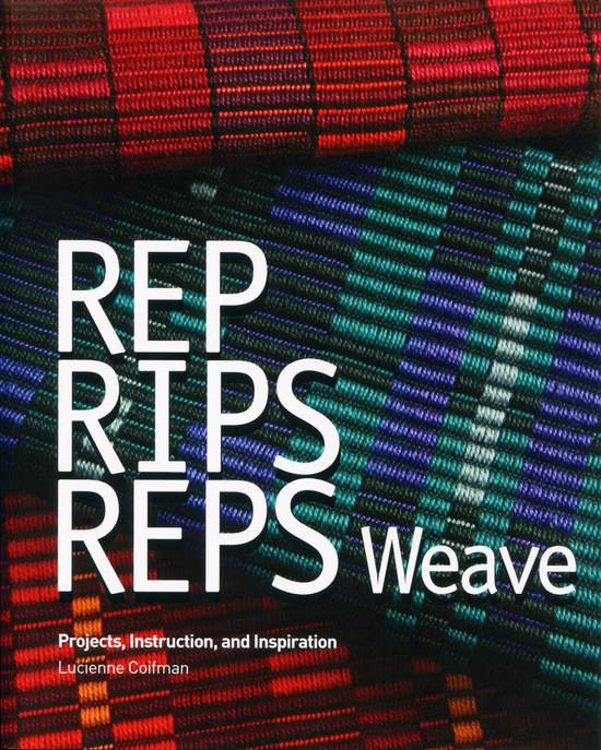 Weaving Books Rep Rips Reps Weave
