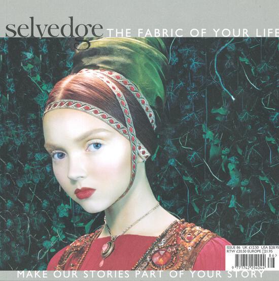 Multi-Craft Magazines Selvedge - Issue 86 Renaissance