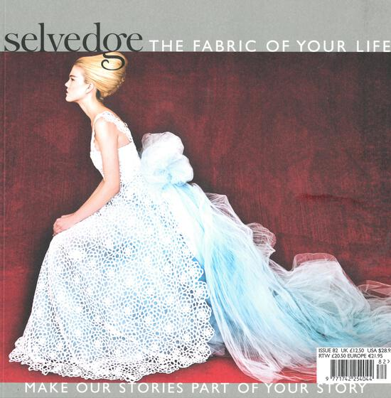 Multi-Craft Magazines Selvedge - Issue 82, Lace: The Light Fantastic