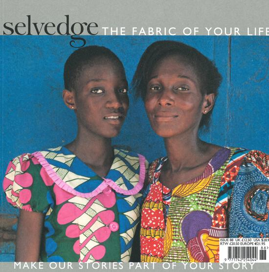 Multi-Craft Magazines Selvedge - Issue 88,  The Geometric Issue