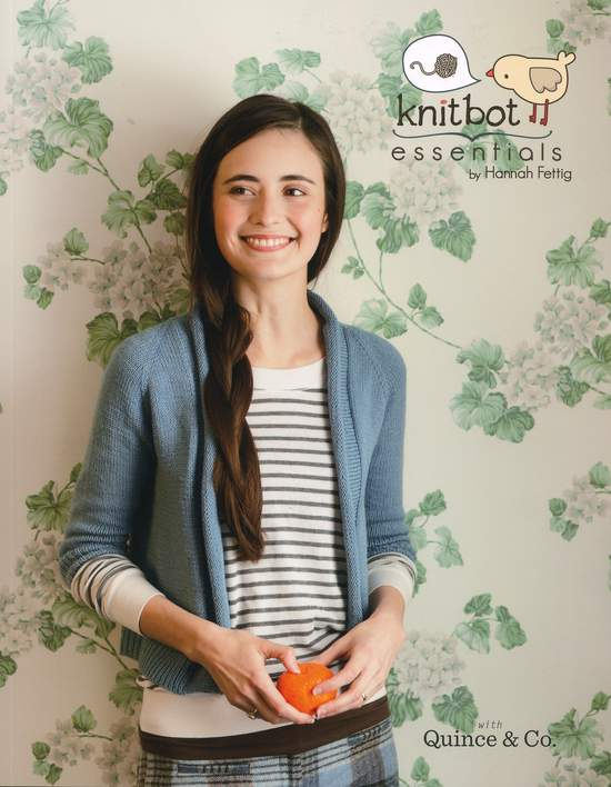 Knitting Books Knitbot Essentials