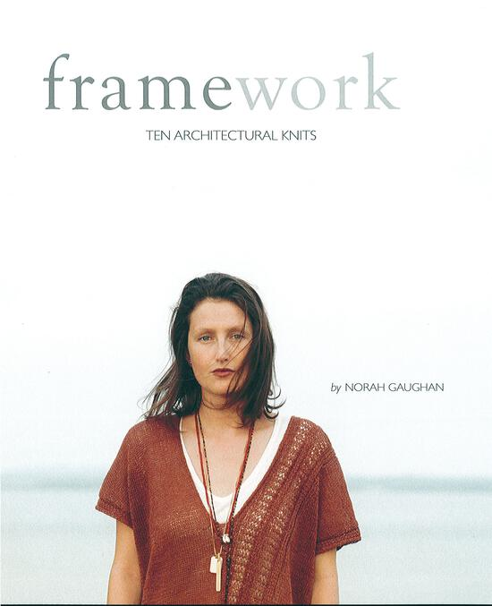 Knitting Books Framework - Architectural Knits