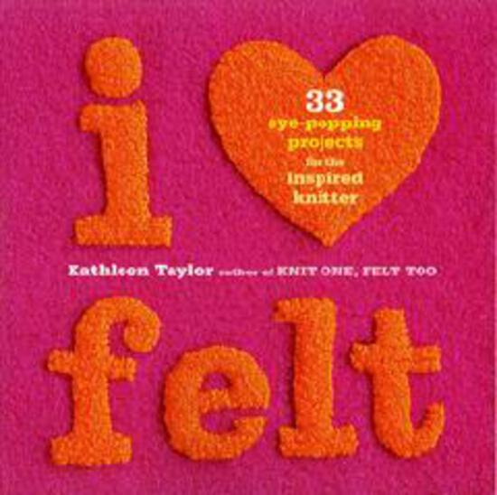 Knitting Books I Love Felt