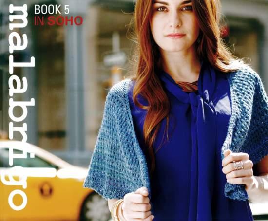 Knitting Books Malabrigo Book 5 - In Soho
