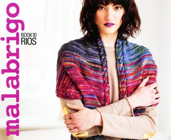 Knitting Books Malabrigo Book 10 - Rios
