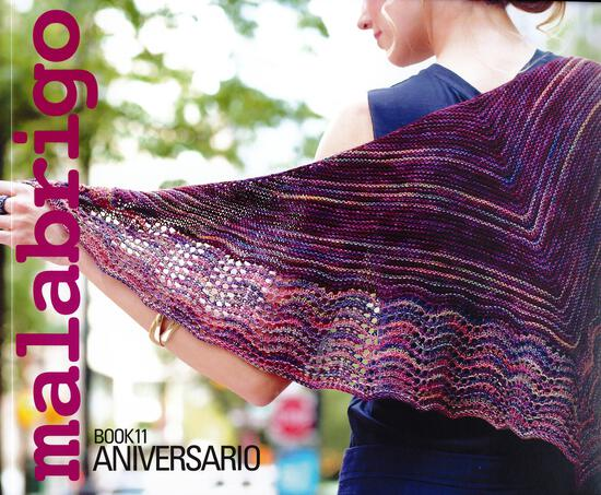 Knitting Books Malabrigo Book 11 - Aniversario