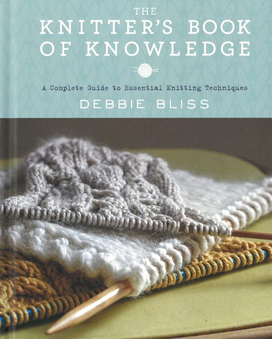 Knitting Books The Knitter's Book of Knowledge