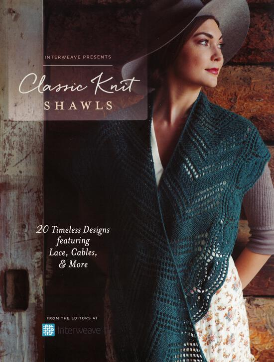 Knitting Books Classic Knit Shawls