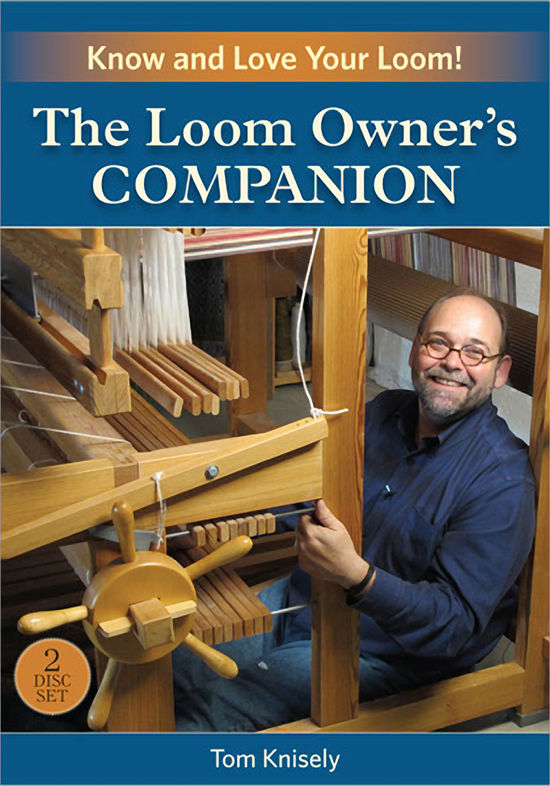 Weaving CD-DVD DVD The Loom Owner's Companion