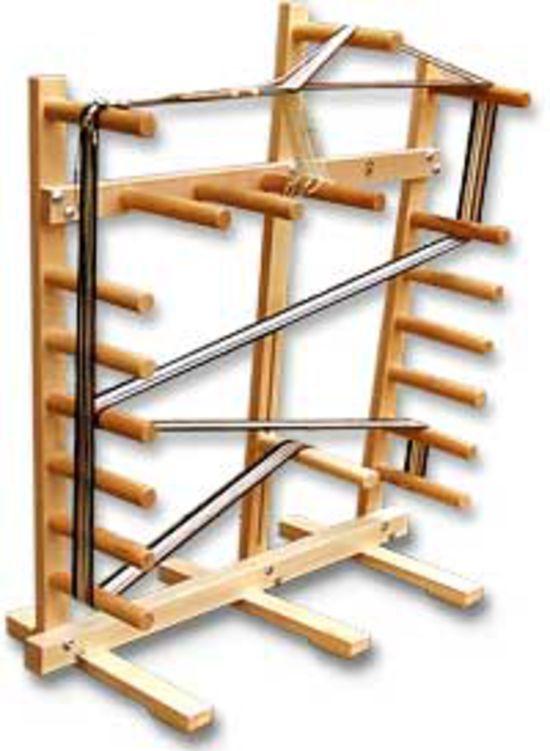 Weaving equipment Leclerc Cendrel Inkle Loom/Warping Frame