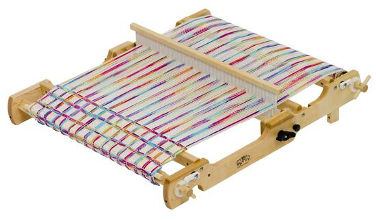 "Weaving Equipment Schacht 25"" Flip Folding Rigid Heddle Loom"