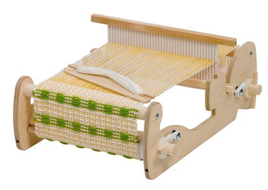 """Weaving Equipment Schacht Cricket 10"""" Rigid Heddle Loom"""