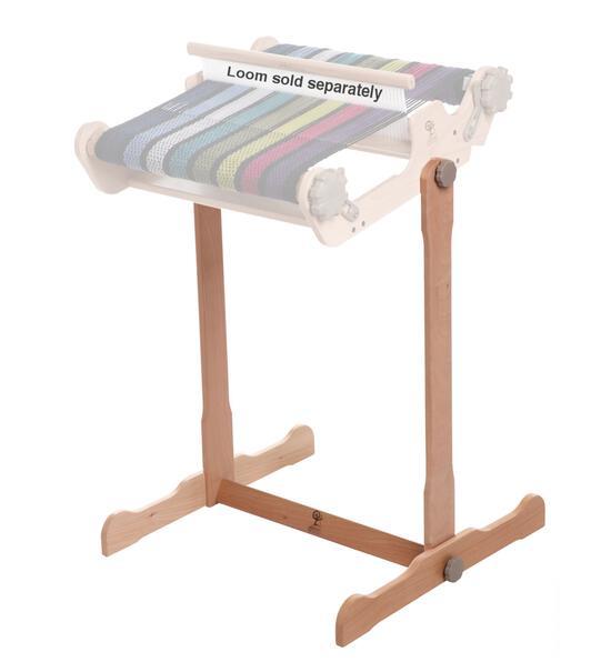 "Weaving Equipment Ashford SampleIt 16"" Rigid Heddle Loom Stand"