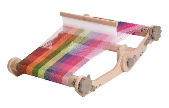 "Weaving Equipment Ashford 12"" Knitters Rigid Heddle Loom"
