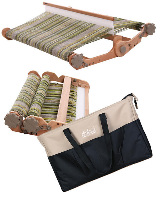 "Weaving Equipment Ashford 28"" Knitters Loom with Bag"