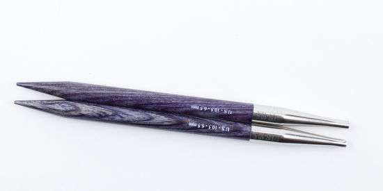 "Knitting Equipment Dreamz 4.5"" Interchangeable Tip  Knitting Needles Size 10.5 by Knitter's Pride"