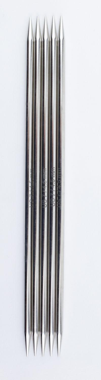 "Knitting Equipment NOVA Platina 8"" Double Point Size 7 Knitting Needles by Knitter's Pride"