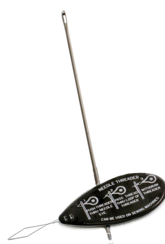 Bobbin Lace and Tatting Equipment Tatting Needle -Size 1, Worsted Yarn