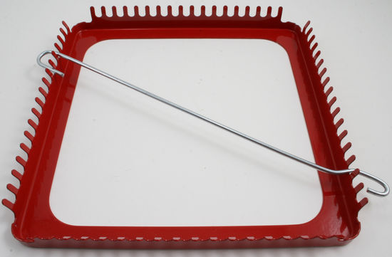 Weaving Equipment Metal Potholder Loom