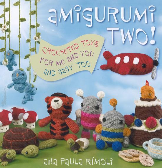Crochet Books Amigurumi Two!