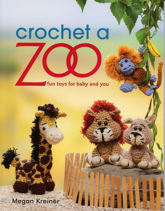 Crochet Books Crochet a Zoo