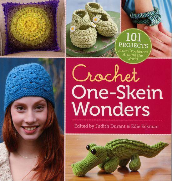 Crochet Books Crochet One-Skein Wonders