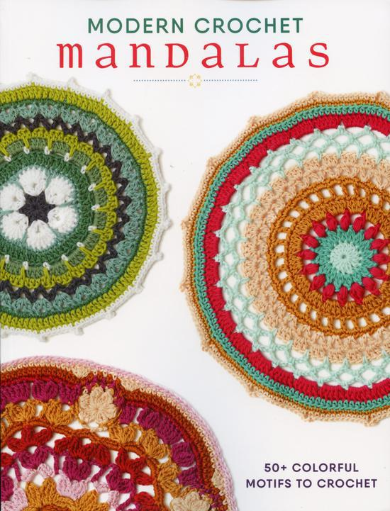 Crochet Books Modern Crochet Mandalas