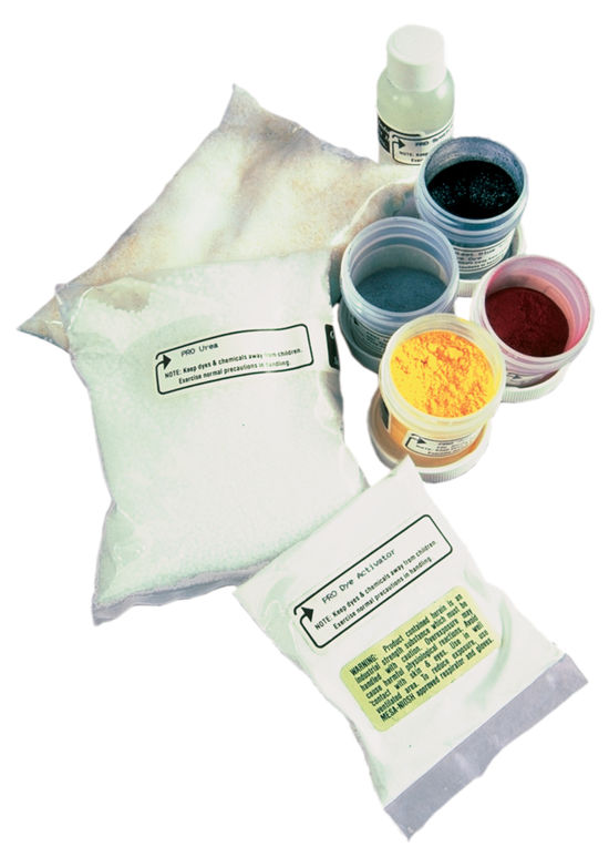 Dyeing Kits Procion Warp Painting Kit