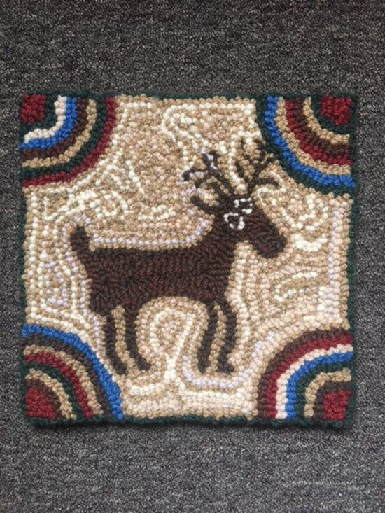 Beginner Rug Hooking