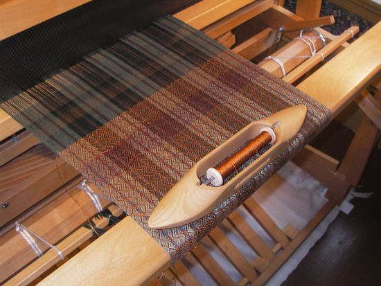 Next Step in Weaving