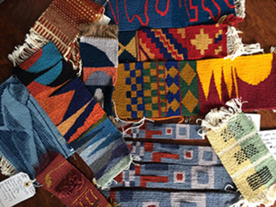 Tapestry Weaving: Beginning and Beyond Class
