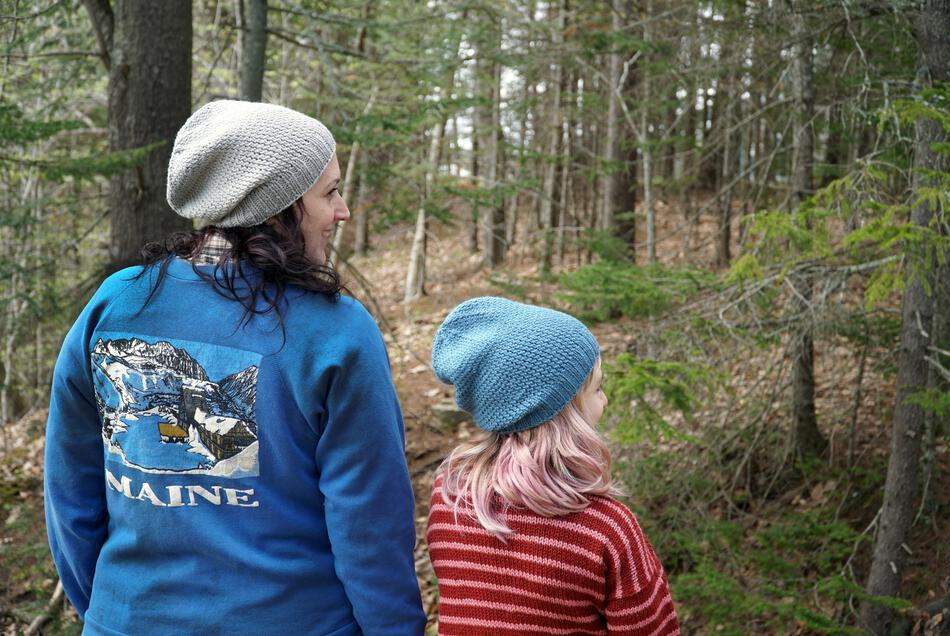 Knitting Patterns Whale Watch Beanies
