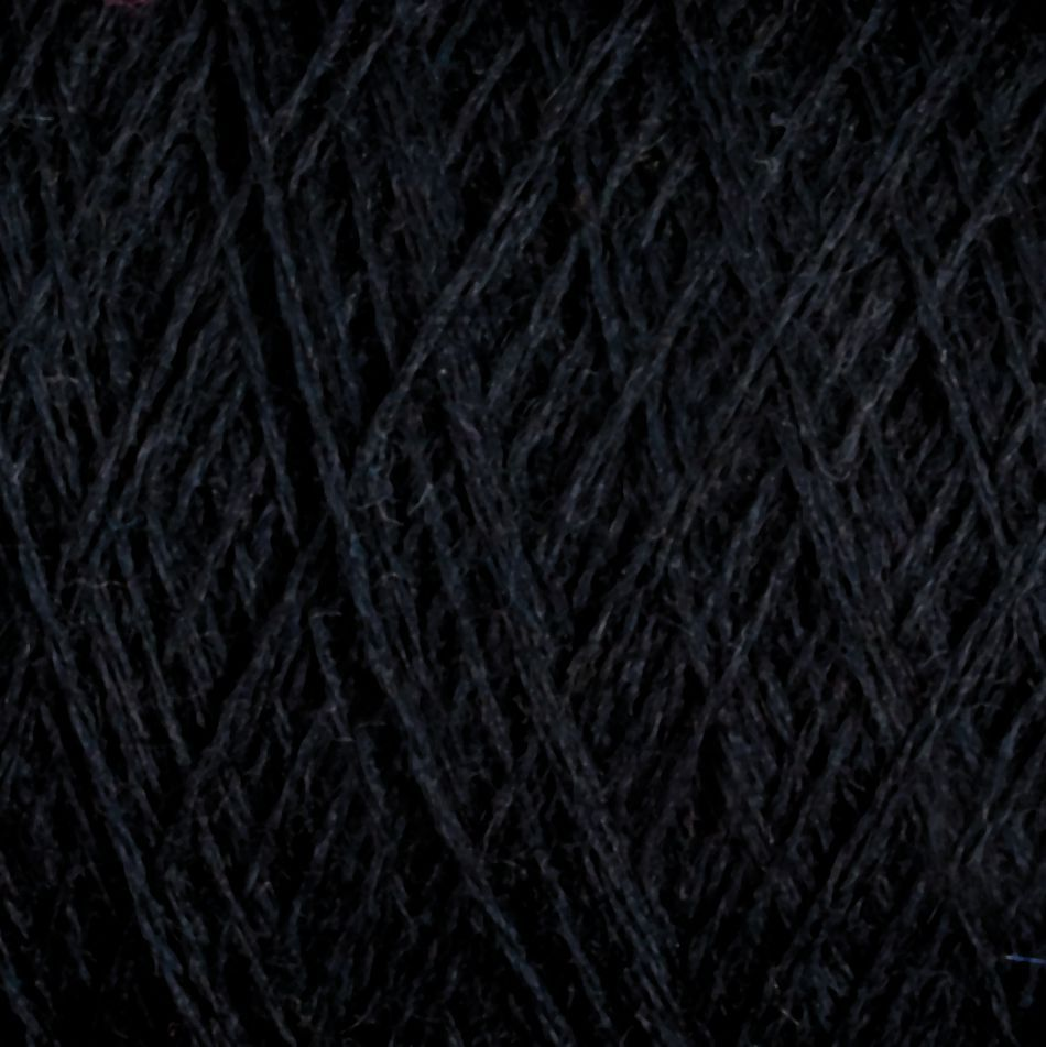 Lace 50% Wool, 50% Silk Yarn:  color 0040