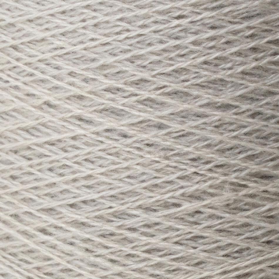 Lace 50% Wool, 50% Silk Yarn:  color 0090
