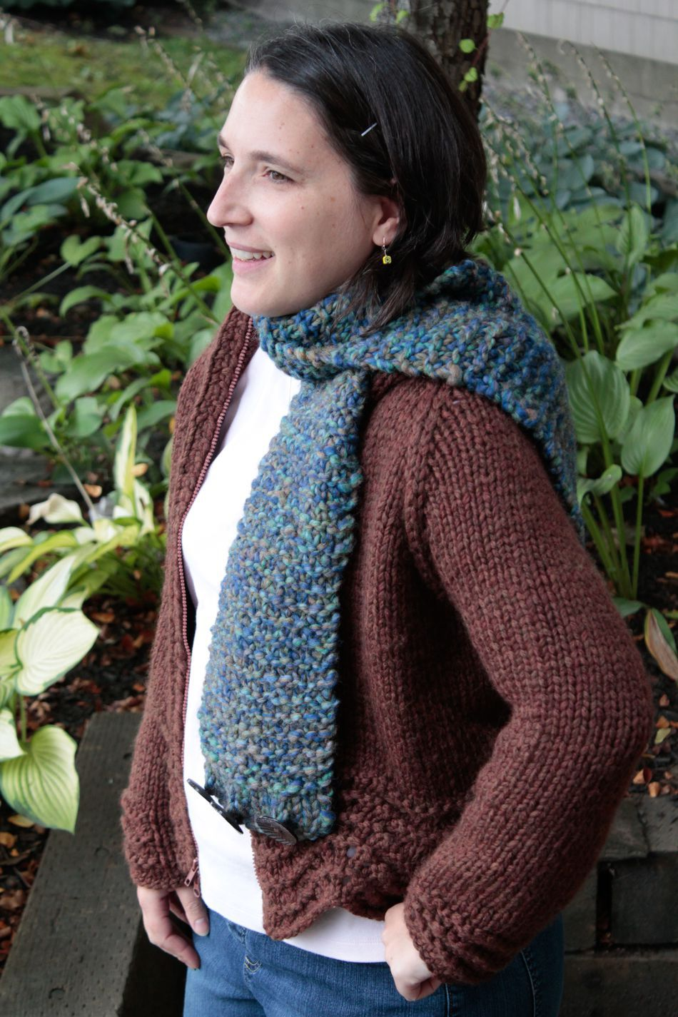 The Big Easy Cowl, Knitting Pattern - Halcyon Yarn