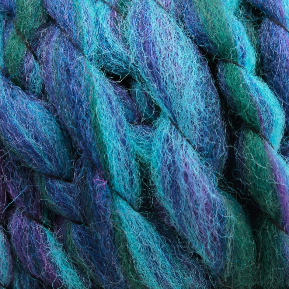 Super Bulky 99% Wool, 1% Nylon Yarn:  color 1812